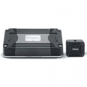 Focal FD2.350 - Ultra Compact 2 Channel Amplifier Bridgable Amplifier
