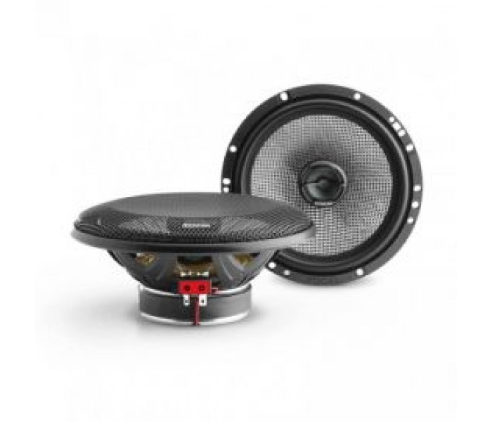 "Focal 165AC - 16.5cm 6.5"" 2-Way Coaxial Speakers 120W"