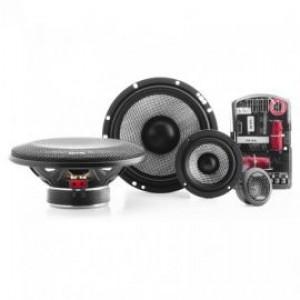 "Focal 165AS3 - 16.5cm 6.5"" 3-Way Component Speaker"