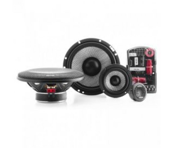 "Focal 165AS3 - 16.5cm 6.5"" 3-Way Component Speaker"