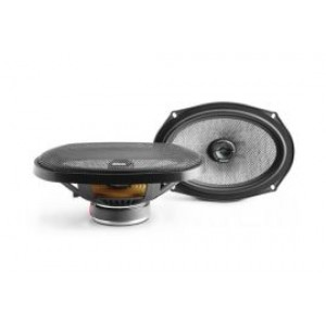 "Focal Access 690AC - 6x9"" 3-Way Car Coaxial Shelf Speakers"