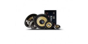 "Focal ES165KX3 - ELITE K2 Power 6.5"" 16.5cm 3-Way Component Speakers"