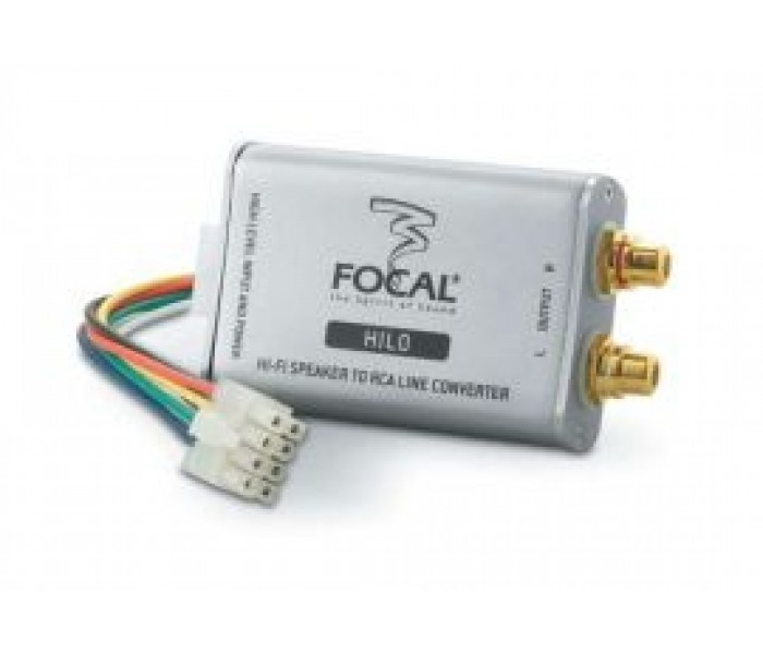 Focal Focal HiLo - 2 channel Line Output Convertor