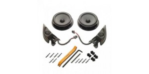 "Focal Focal ISN 100 2-WAY COMPONENT KIT - WOOFER: 4"" (100MM)"