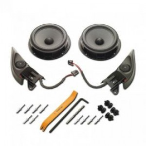 Focal IF VW Golf MK6 Focal 2-Way Component Speaker Kit