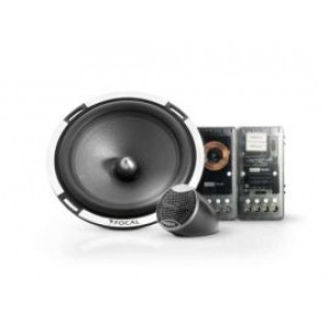 """Focal PS165 - 16cm 6.5"""" 2-Way Car Component Kit Speakers"""