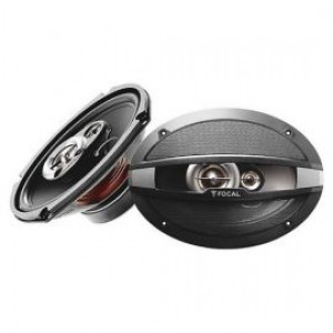 "Focal R-690C - 6""x9"" 6x9 3 Way Car Coaxial Parcel Shelf Speakers 320W"