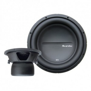 "Phoenix Gold SX Series 10"" 2-Ohm Subwoofer"