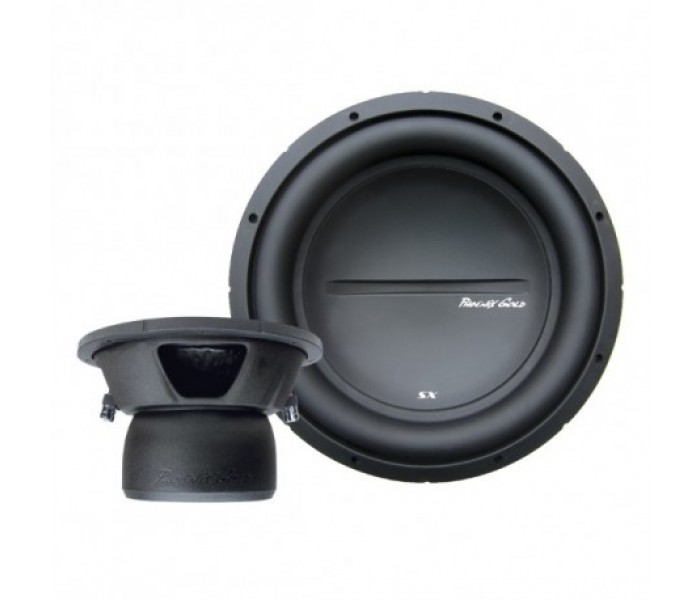 "Phoenix Gold SX Series 12"" 2-Ohm Subwoofer"