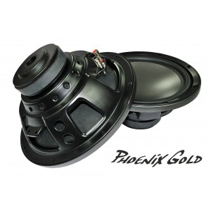 Phoenix Gold Z Series Z110 800 Watt 10 Inch Single Voice Coil Subwoofer