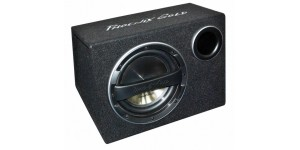 "Phoenix Gold Z Series Z10"" 320W Active subwoofer bass-box with built in amp"