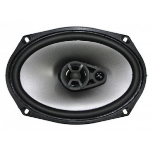"Phoenix Gol dZ69CX 6x9"" 3-Way Coaxial Speakers"