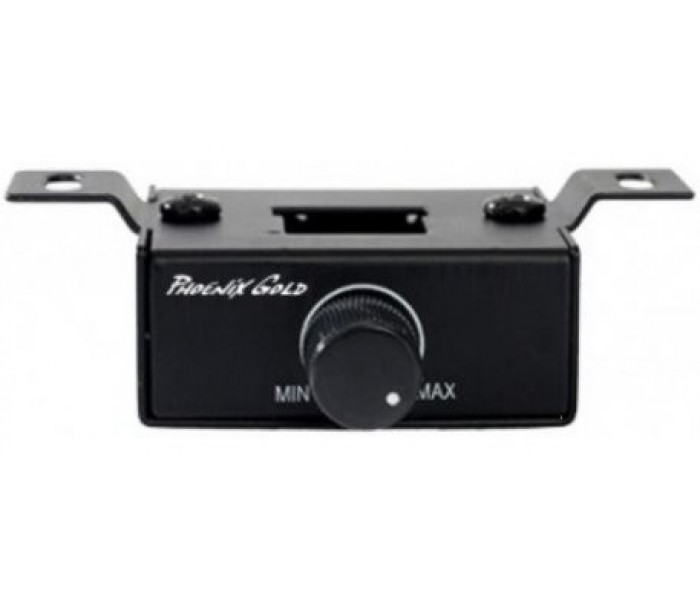 Phoenix Gold ZRBC Remote Bass Control Dash-mount wired for Z series amplifiers