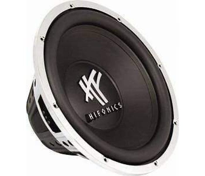 hifonics zeus hfi 12 600 watt svc subwoofer. Black Bedroom Furniture Sets. Home Design Ideas
