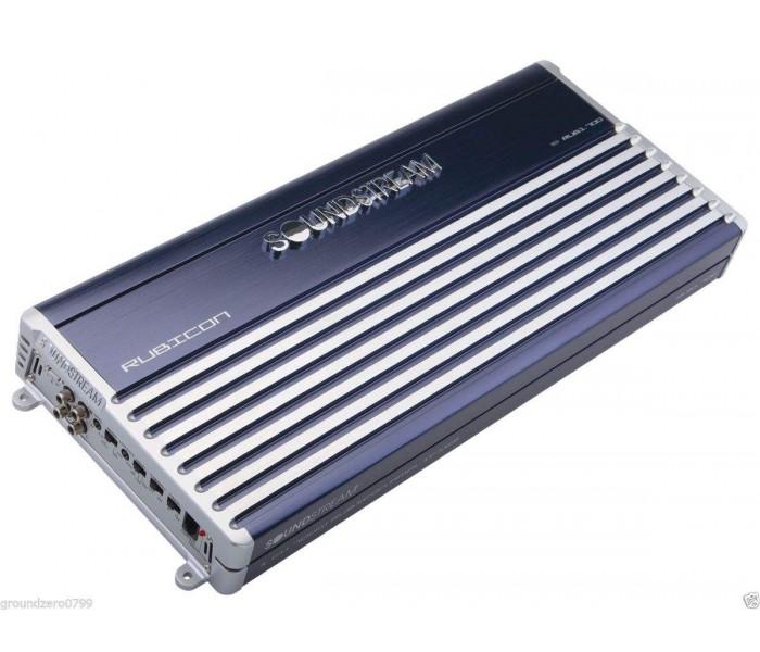Soundstream rub1.700d Monoblock 700 Watt RMS Rubicon Series