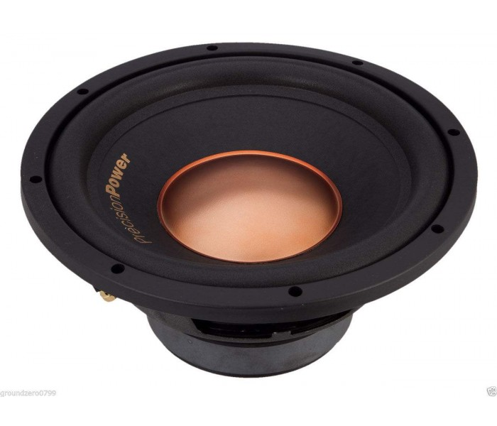 "PRECISION POWER a12SQ 12"" SOUND QUALITY SUBWOOFER"