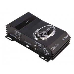 SPL USA Gorilla GLA4-400 4 Channel Car Audio Amplifier 400w