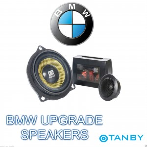 OE-100.2BMW High Quality OE Audio Component speakers for BMW 150 Watts