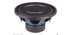 SOUNDSTREAM RUB.122 500 WATTS RMS 12""