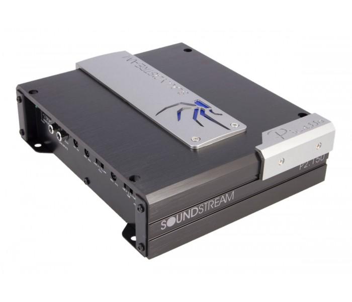 SoundStream Picasso Series 150w Class A/B 2 ch. Amplifier
