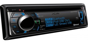 Kenwood KDC-BT52U CD/USB/iPod-Receiver with Bluetooth module built-in
