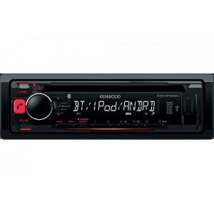 Kenwood KDC-BT500U - CD/MP3/USB/iPOD & Bluetooth