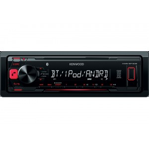 Kenwood KMM-BT302 Mechless Bluetooth Tuner MP3/ USB/ AUX/ iPod/ Android