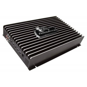 Power Acoustik R1-4000D 4,000W Reaper Series Class D Monoblock Car Amplifier