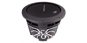 "SoundStream Reference R1 12"" Dual 2-ohm Subwoofer, 850w RMS"