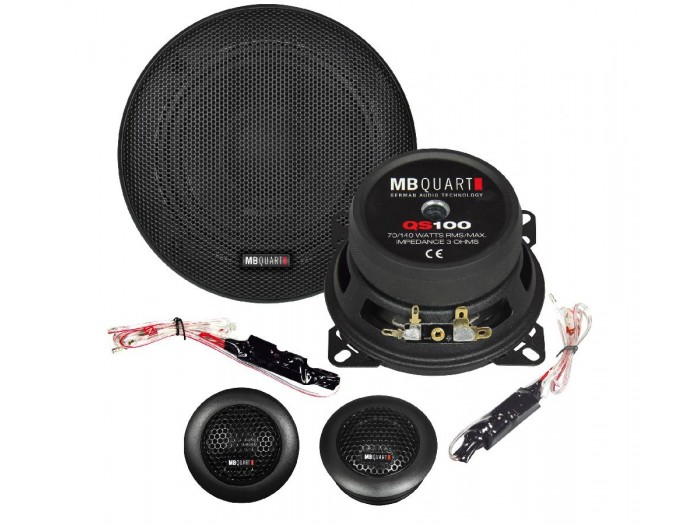 MB-Quart QS100 10cm Components Speaker