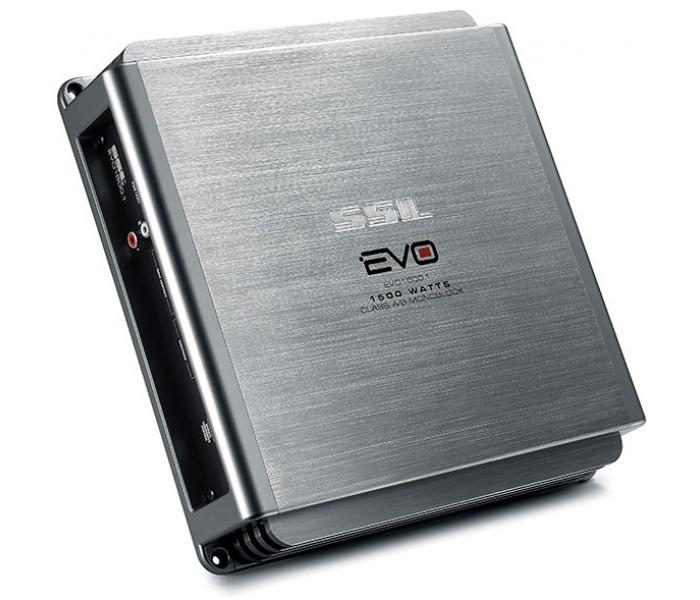 Soundstorm EVO1500.1 - Mono 1500W Bass Amp