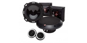 "Rockford Fosgate T165-S - 6.5"" Power Series 120W Component Speaker System"