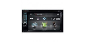 "Kenwood DDX-4016DAB - 6.2"" VGA Monitor USB DVD Bluetooth DAB + Tuner"