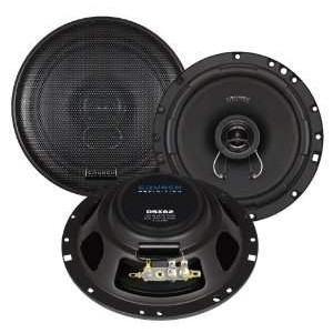"CRUNCH DSX62 SHALLOW MOUNT 6"" Speakers"