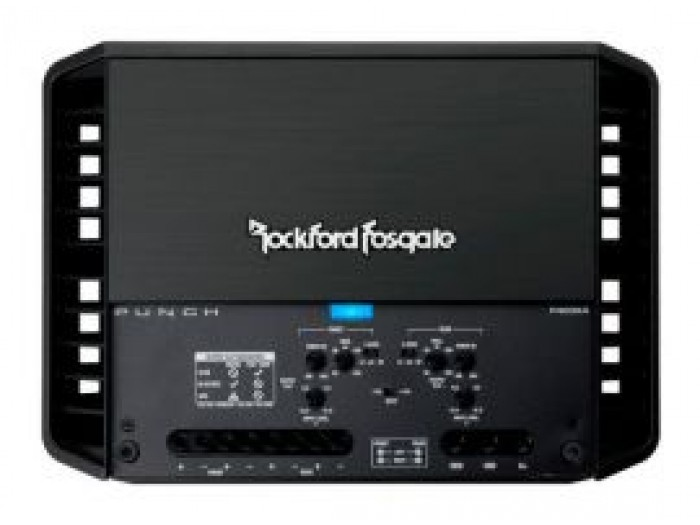 Rockford Fosgate Punch P400X4 - 4 Channel Amplifier