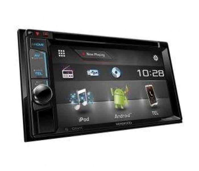 "Kenwood DDX-4016BT - 6.2"" WVGA CD DVD Receiver USB iPod Bluetooth"