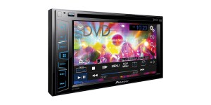 "Pioneer AVH-170DVD Double din 2015 6.2"" touch screen USB/AUX input"