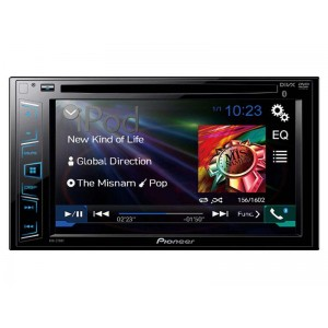Pioneer AVH-270BT Double din Bluetooth AV system USB/AUX input CD/MP3 player
