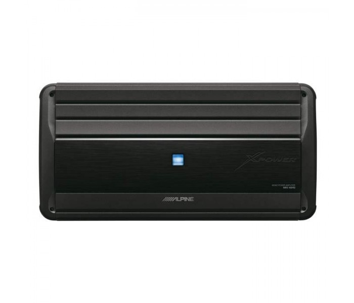 Alpine MRX-M240 4400W Digital Mono Amplifier