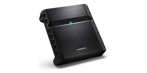 Alpine PMX-T320 320W 2 Channel Amplifier