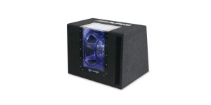"Alpine SBG-1244 500W 12"" Ported Subwoofer In Enclosure"