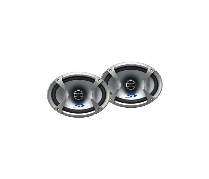 "Alpine SPS-69C2 250W 6X9"" Speakers"