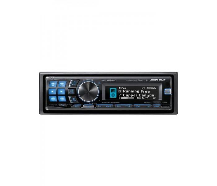 Alpine CDA-117Ri CD/MP3 ipod Head unit