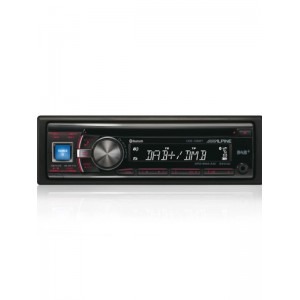 Alpine CDE-136BT CD/DAB Head unit with Bluetooth