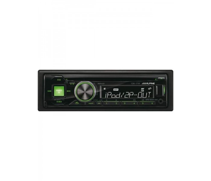 Alpine CDE-171R CD/MP3 ipod Head unit