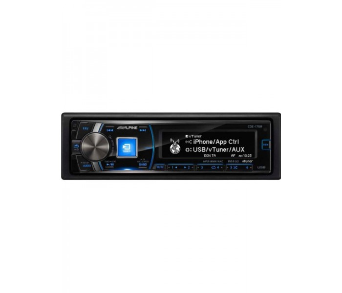 Alpine CDE-175R CD/MP3 ipod/android Head unit