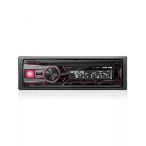 Alpine CDE-181RR CD/MP3 ipod Head unit