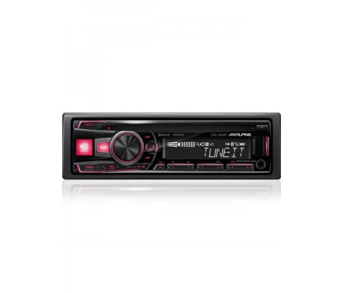 Alpine CDE-183BT CD/MP3 Head unit with Bluetooth