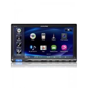 "Alpine ICS-X8 7"" Double Din Multimedia Station"
