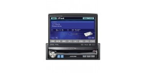 "Alpine IVA-D106R 7"" Motorized Multimedia Station"
